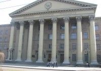 Dnipropetrovsk National University of Railway Transport